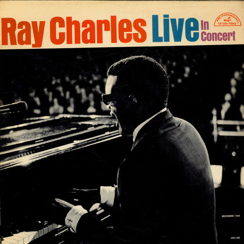 Ray Charles - Ray Charles Live In Concert