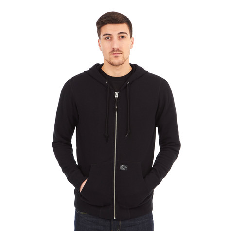 Obey - Mil Spec Zip-Up Hoodie