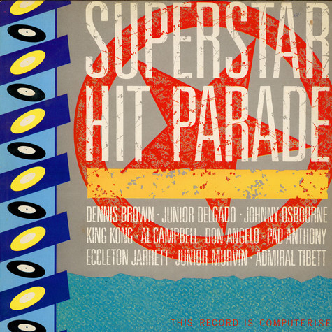 V.A. - Superstar Hit Parade