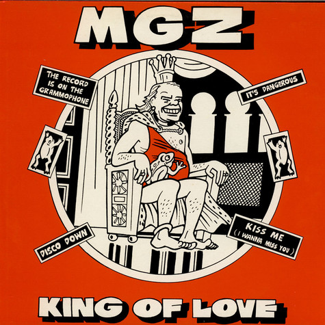 MGZ - King Of Love
