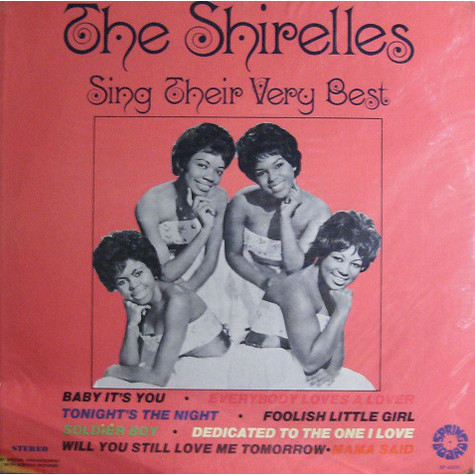 Shirelles, The - Sing Their Very Best