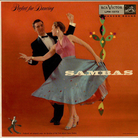 V.A. - Perfect For Dancing. Sambas