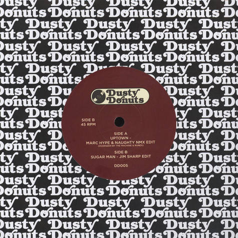 Marc Hype & Naughty NMX / Jim Sharp - Dusty Donuts Volume 5