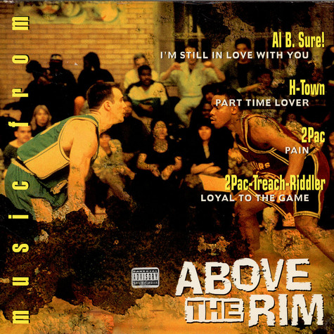 V.A. - Music From Above The Rim