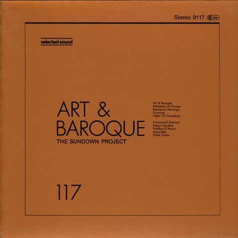 Sundown Project, The - Art & Baroque
