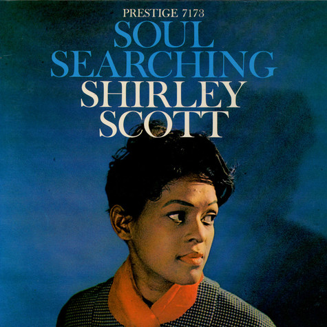 Shirley Scott - Soul Searching