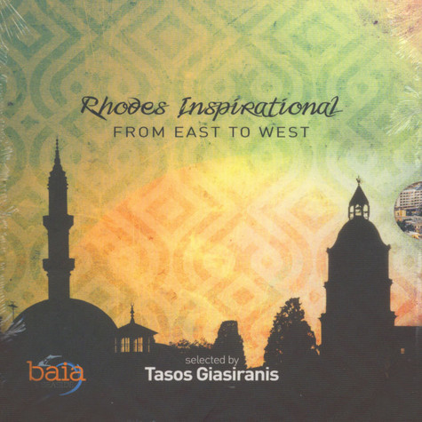 V.A. - Rhodes Inspirational From East To West