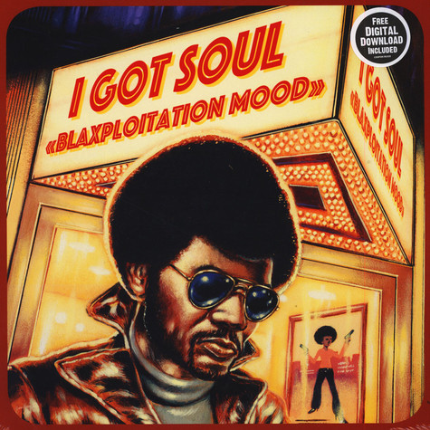 V.A. - I Got Soul - Blaxploitation Mood