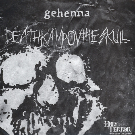 Infamous Gehenna, The - Deathkamp Ov The Skull + Funeral Embrace