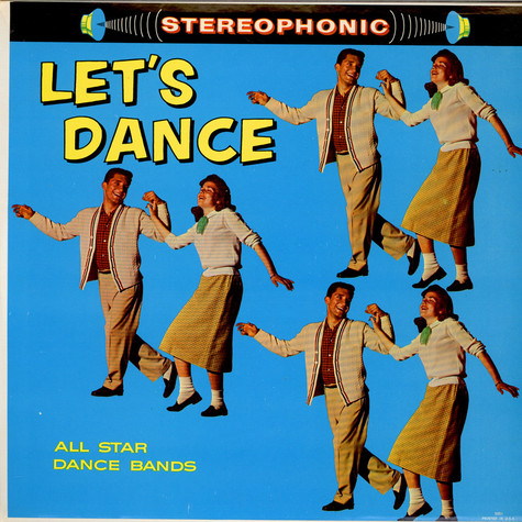 All Star Dance Bands - Let's Dance