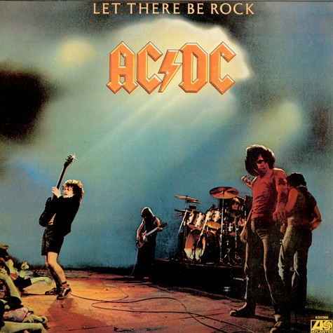 AC/DC, - Let There Be Rock