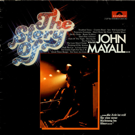 John Mayall - The Story Of John Mayall