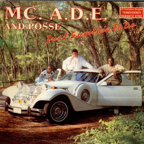 MC ADE - Just Sumthin To Do