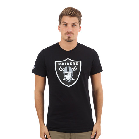 New Era - Oakland Raiders Team Logo T-Shirt