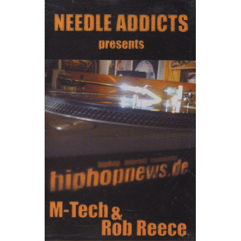M-Tech & Rob Reece - Needle Addicts
