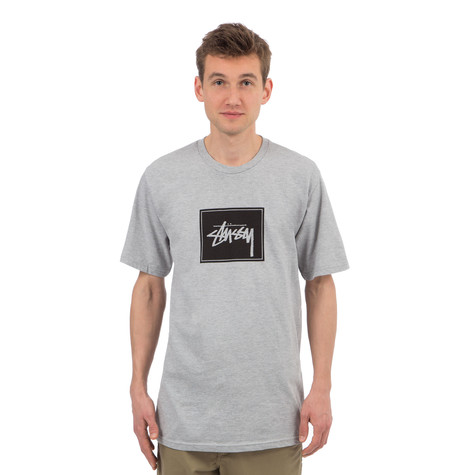 Stüssy - Stock Box T-Shirt