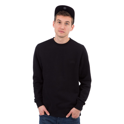 Stüssy - Tonal Stock Crewneck Sweater