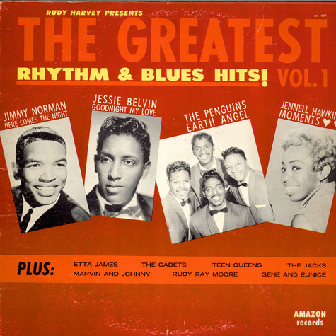 V.A. - The Greatest Rhythm And Blues Hits! Vol. 1
