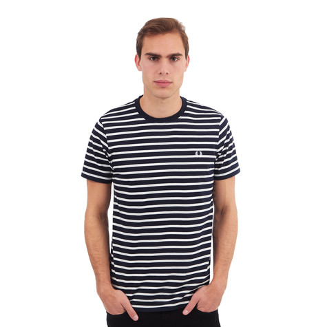 Fred Perry - Breton Stripe T-Shirt