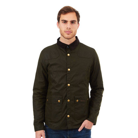 Barbour - Reelin Wax Jacket