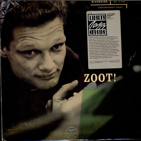 The Zoot Sims Quintet - Zoot!