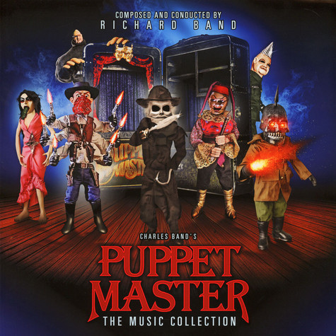 Richard Band - OST Puppet Master: The Music Collection