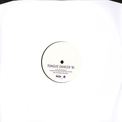 Russell Haswell - Tongue Dancer
