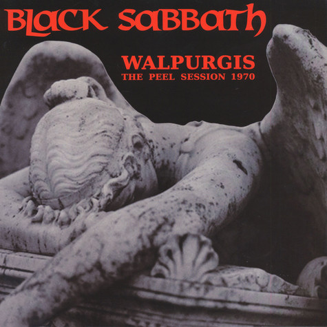 Black Sabbath - Walpurgis - The Peel Session 1970