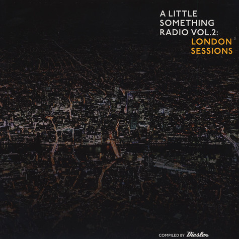 V.A. - A Little Something Radio Volume 2 - London Sessions
