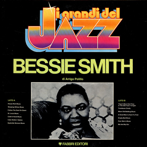 Bessie Smith - I Grandi Del Jazz