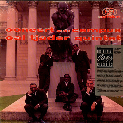 Cal Tjader Quintet - Concert On The Campus