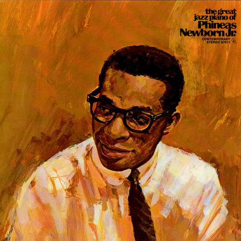 Phineas Newborn Jr. - The Great Jazz Piano Of Phineas Newborn Jr.