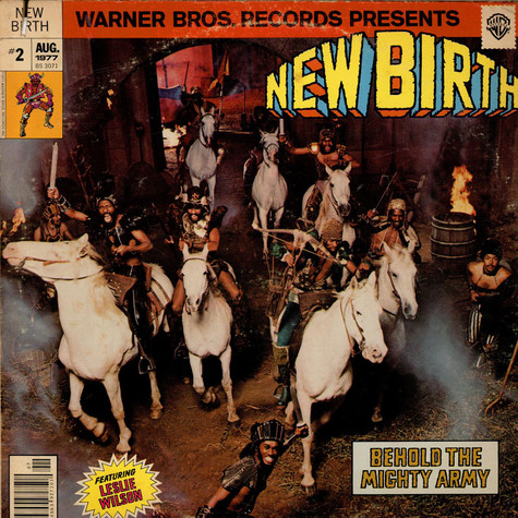 New Birth Featuring Leslie Wilson - Behold The Mighty Army