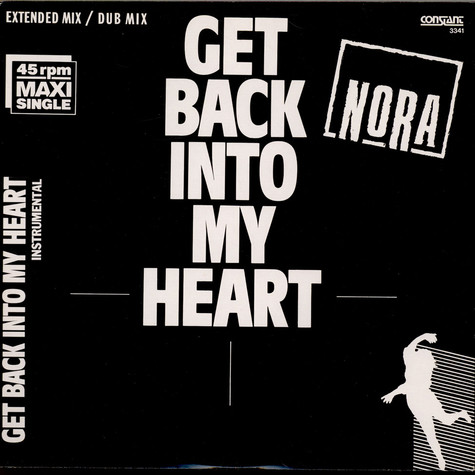Nora Serafino - Get Back Into My Heart