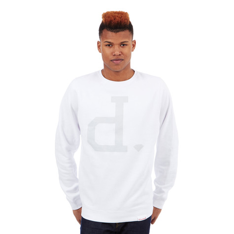 Diamond Supply Co. - Tonal Un-Polo Crewneck Sweater