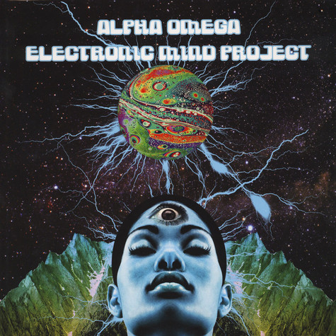 Alpha Omega - Electronic Mind Project Colored Vinyl Edition