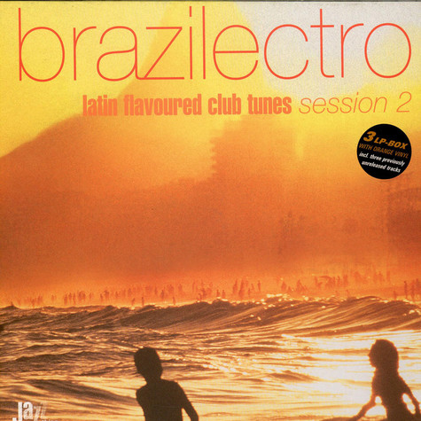 V.A. - Brazilectro: Latin Flavoured Club Tunes Session 2