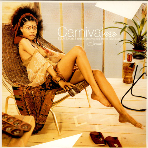 V.A. - Carnival (Spicy Flavours & Exotic Grooves Set Fire To Blue Note)