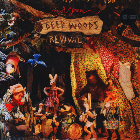 Red Yarn - Deep Woods Revival