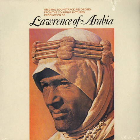 Maurice Jarre - OST Lawrence Of Arabia