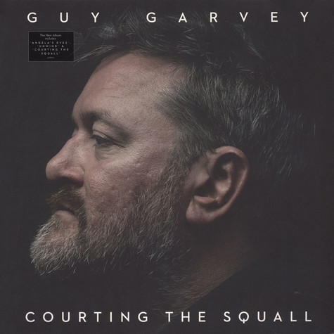 Guy Garvey of Elbow - Courting The Squall