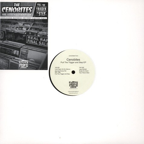 Cenobites, The (Kool Keith & Godfather Don) - Pull The Trigger And Step EP