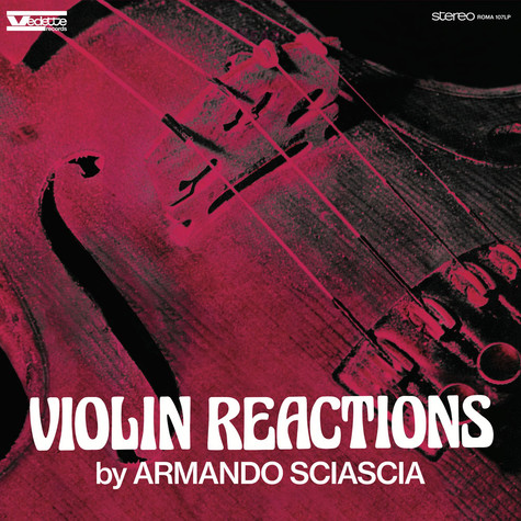Armando Sciascia - Violin Reactions
