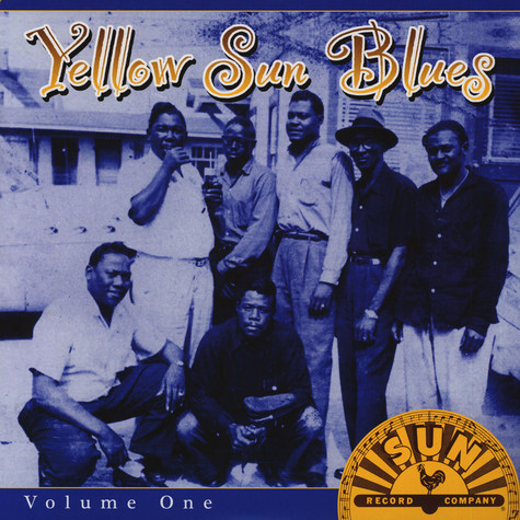 V.A. - Yellow Sun Blues