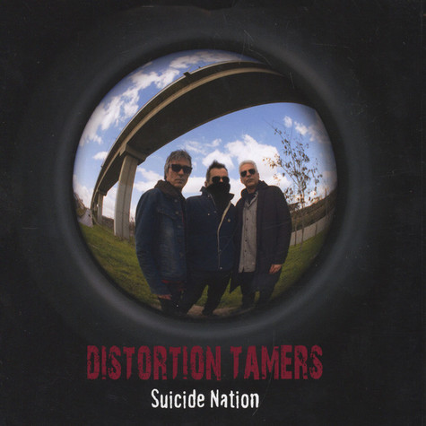 Distortion Tamers - Suicide Nation