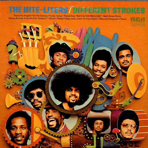 The Nite-Liters - Different Strokes