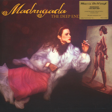 Madrugada - The Deep End Gold Vinyl Edition