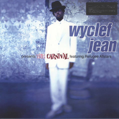 Wyclef Jean - The Carnival Black Vinyl Edition