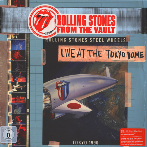 Rolling Stones The From The Vault Live At The Tokyo