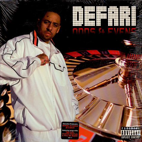 Defari - Odds & Evens